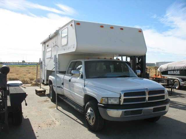 2002 Used Starcraft Truck Camper Truck Camper in Arizona AZ.Recreational Vehicle, rv, 2002 Starcraft Truck Camper , Curb side entry. Rear tip out. Awning. 6 ft custom trailer hitch drawbar extension. Full tie down package. Electric jacks $10,000.00 $10,000.00