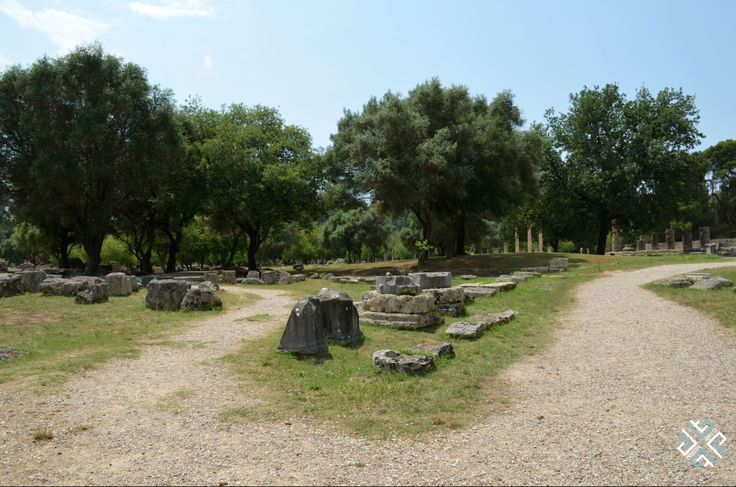 Ancient Olympia #passionforgreece#ancientolympia#greece#travel #temples