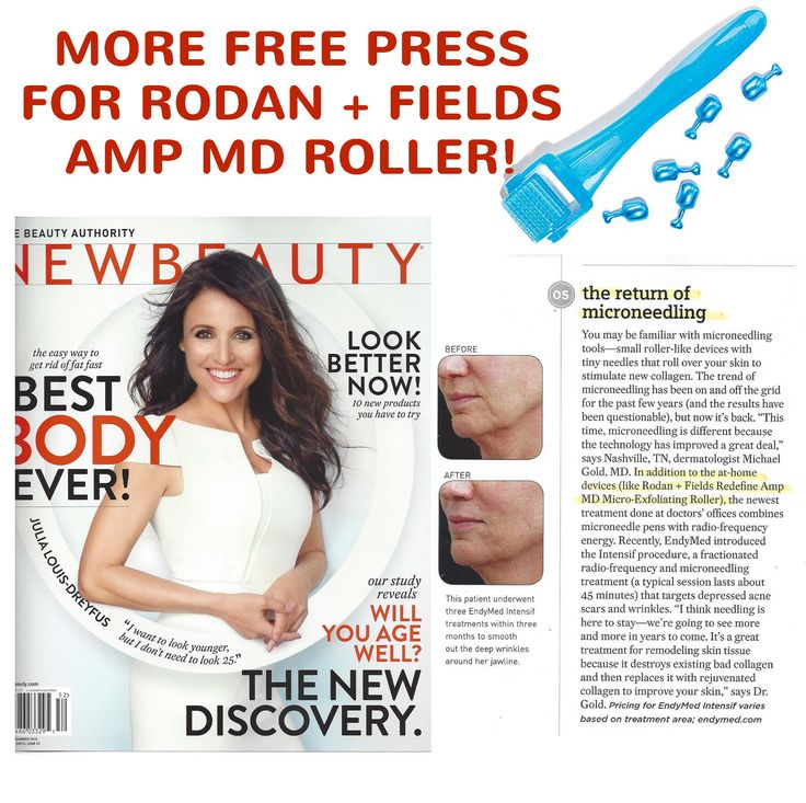 Rodan + Fields gets more FREE PRESS month after month than all direct selling…