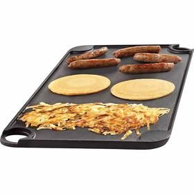 Check out this week's honest to goodness savings from ALDI on Kitchen Living Cast Iron Reversible Griddle/Grill