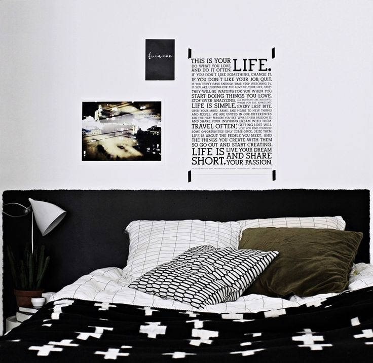 La Maison d'Anna G.: And life goes on... My bedroom in the press