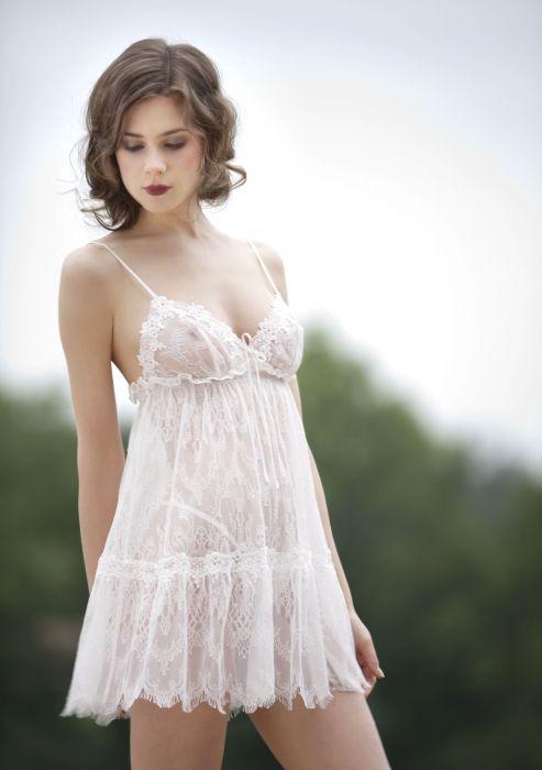 Marjolaine bridal lingerie. {so pretty!}