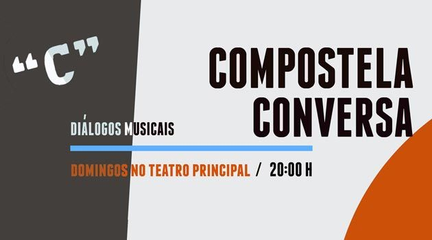 Compostela Conversa 2017. Ocio en Galicia | Ocio en Santiago. Agenda actividades. Cine, conciertos, espectaculos