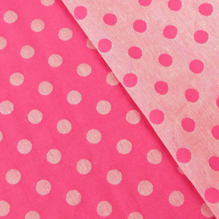 Didymos Pink Dots Hemp Wrap (hemp)