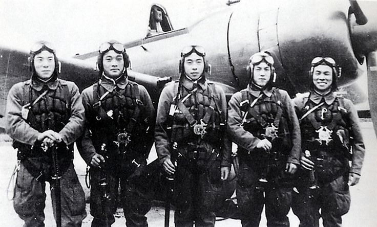 The Kamikaze Pilot Who Took His Wife On His Last Flight - https://www.warhistoryonline.com/war-articles/the-kamikaze-pilot-who-took-his-wife-onhis-last-flight.html