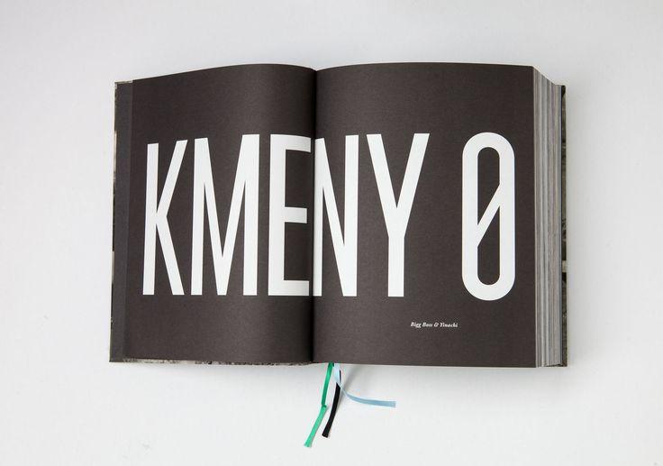 Kniha KMENY 0 - Městské subkultury a nezávislé společenské proudy před rokem 1989. / Book TRIBES 0 - Urban subcultures and independet social currents in Czech Republic before 1989.