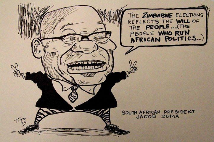Zum zum Zuma...