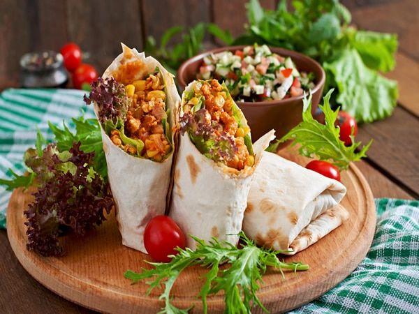 Burritos De Pollo Mexicanos Burritos De Pollo Recetas De Comida Mexicana Recetas Mexicanas