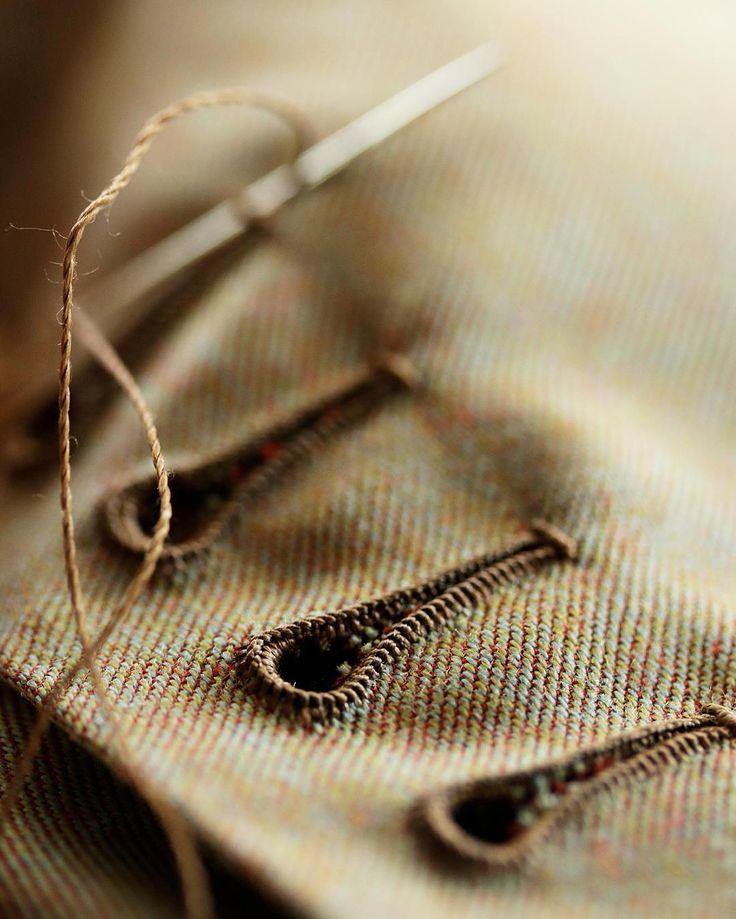 sleeve buttonhole