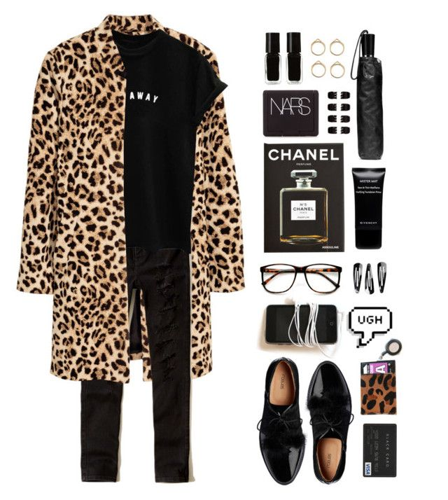 """Somebody like you"" by brynhawbaker ❤ liked on Polyvore featuring Hollister Co., ZeroUV, Assouline Publishing, Givenchy, Coach, NARS Cosmetics, The New Black, NLY Accessories and Forever 21"