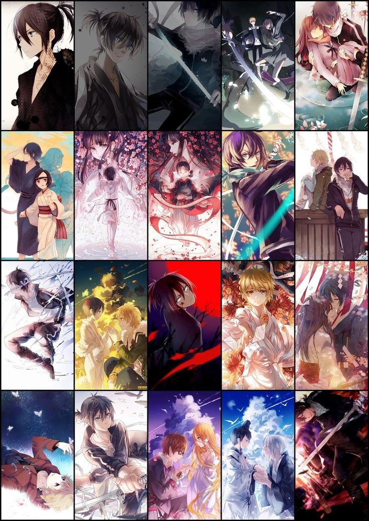 Wallpaper Pack Noragami Wallpaper For Android Phone Part