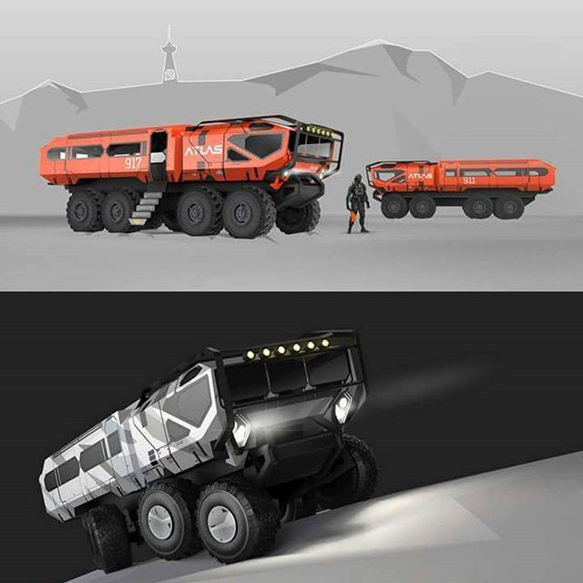 High-speed Offroad Transporter ATLAS by OKB Atom official sketches #cardesign #offroad #official #sketch #car #instacar #vehicledesign #transportdesign #cardesigner #carsketch #vision #atlas #atom #madeinrussia #uvz #transportationdesign #transporter