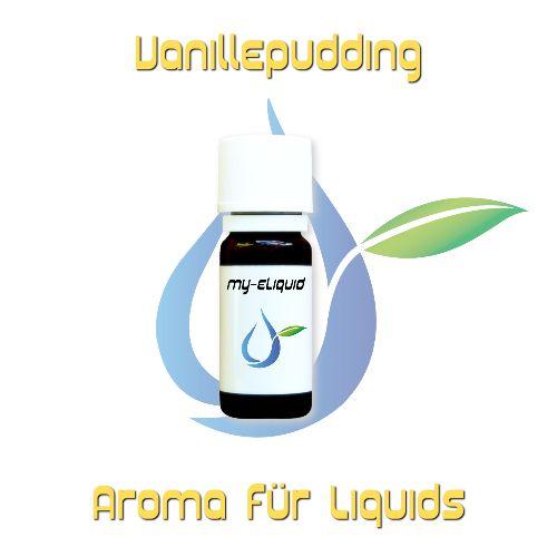 Vanillepudding Aroma | My-eLiquid E-Zigaretten Shop | München Sendling