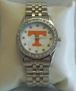 Tennessee Volunteers Ladies Boyfriend Watch by Seasons Jewelry. $29.95. Ladies, add some spirit to your wardrobe while supporting your favorite team with this high quality piece of jewelry from Seasons Jewelry. Browse our entire jewelry collection to find matching pieces to complete your gameday outfit. Officially licensed by the NCAA.