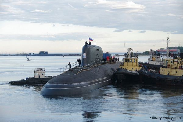 Top ten attack submarines