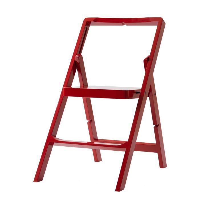 Step Klappstuhl und Klapptritt rot Jetzt bestellen unter: https://moebel.ladendirekt.de/kueche-und-esszimmer/stuehle-und-hocker/klappstuehle/?uid=0b327311-edf1-5efa-88d1-54fdd82b7a5f&utm_source=pinterest&utm_medium=pin&utm_campaign=boards #klappstuehle #kueche #esszimmer #hocker #stuehle
