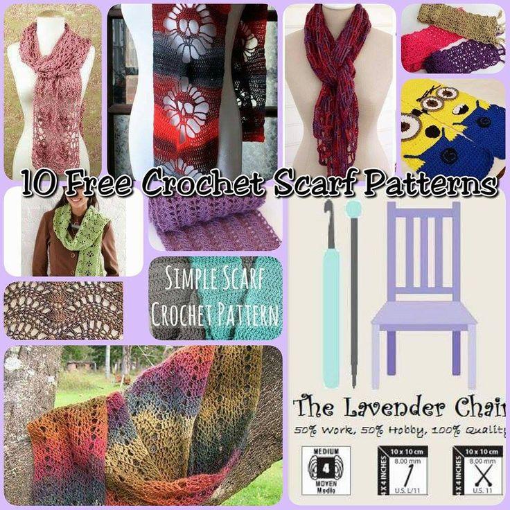 80 besten Tücher/Schals häkeln und stricken Bilder auf Pinterest ...