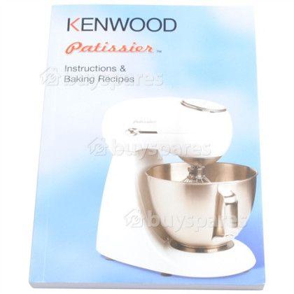 Kenwood instruction recipe book kenwood chef food mixers kenwood instruction recipe book kenwood chef food mixers accessories pinterest mixer accessories forumfinder Images