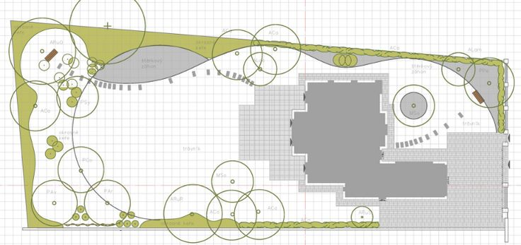 """Osazovací plán (lanscape architect """"in site"""")"""