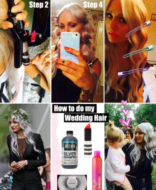 Lou teasdale hair style