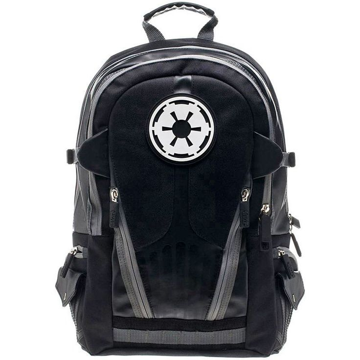 Star Wars Galactic Empire Icon Backpack. Rugged and ready to conquer (or try to at least).