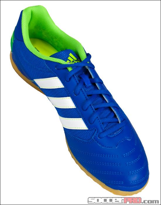 adidas Freefootball Super Sala Indoor Soccer Shoes - Blue Beauty...$44.99