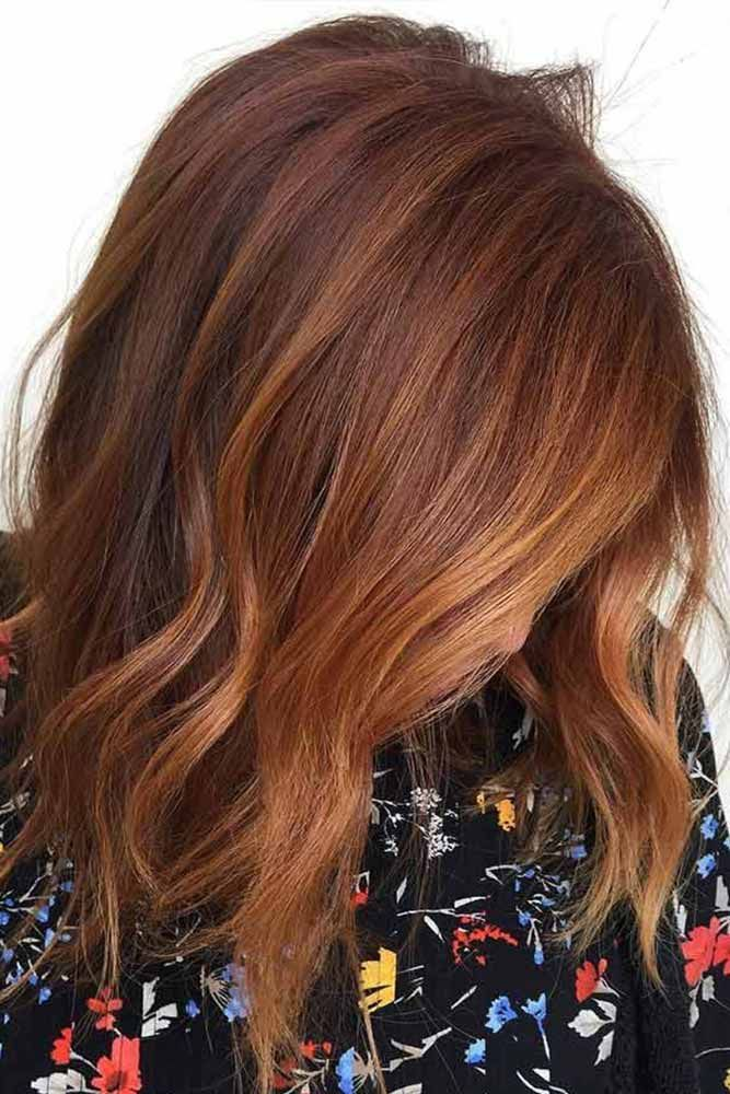 #Color Trendy Hair Color : Check out the most complimenting and popular red hair color samples to get ready...