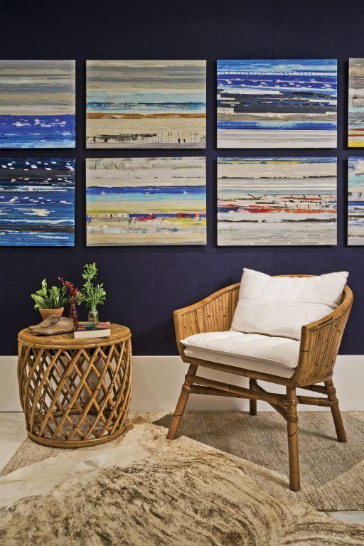 Decoração na praia e no campo: ambientes decorados da Mostra Artefacto - Casa