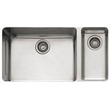 View the Franke KBX-160 Kubus Kitchen Sink Double Basin Stainless Steel at FaucetDirect.com.