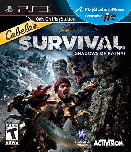 Cabelas Survival Adventure: Shadows of Katmai (PS3)
