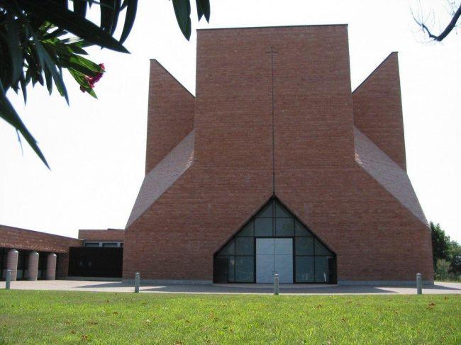 Церковь Блаженного Иоанна XXIII. Италия, Сериате