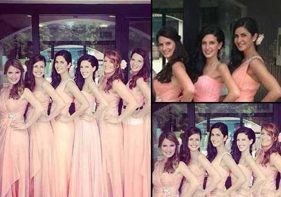 Katrina Kaif Sister Wedding | Veeth