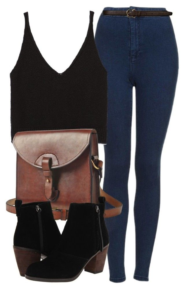 Untitled #4200 by laurenmboot on Polyvore featuring polyvore, fashion, style, Zara, Topshop, Dolce Vita and Toast