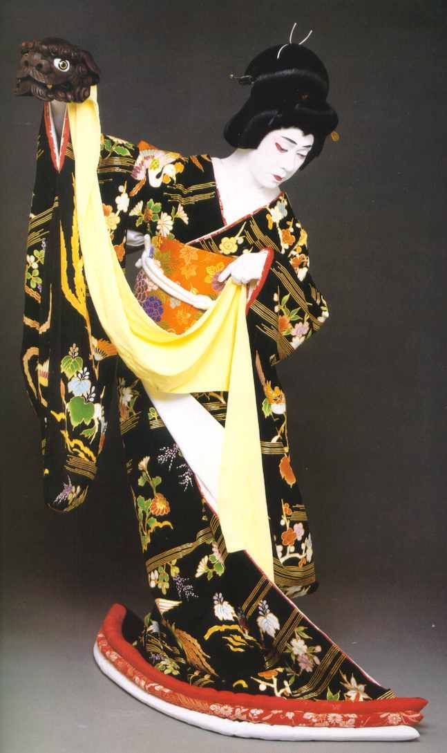 National Living Treasure of Japan as an Kabuki actor, BANDO Tamasaburo 坂東玉三郎(人間国宝)