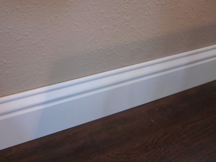 The 25 best modern baseboards ideas on pinterest base for Contemporary baseboard profiles