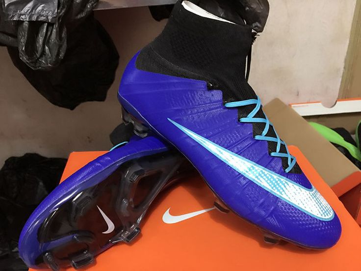 Nike Mercurial Superfly FG Men Outdoor Soccer Cleats Purple Gold Black