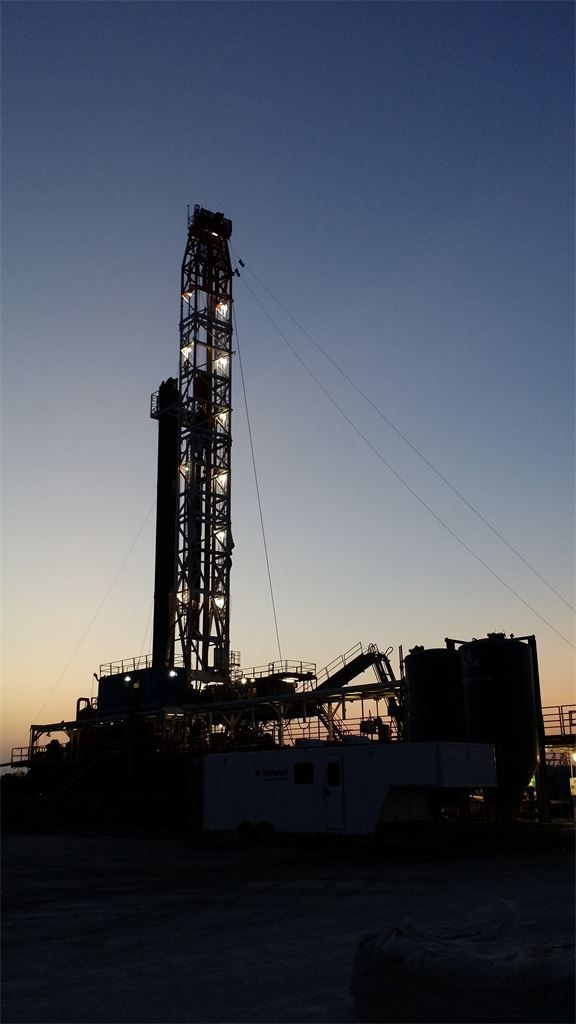 Sun Is Going Down But The Work Never Ends. - Oilpro.com