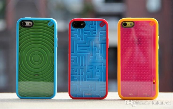 Hot Sale Silicone Maze Game for Iphone 5 5S Cell Phone Case Cover RetroStyle Design Amazing Undecided Case Cover Online with 8.33/Piece on Kakatech's Store | DHgate.com
