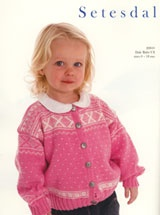 Dale of Norway Book 208 - Traditional Designs for Baby