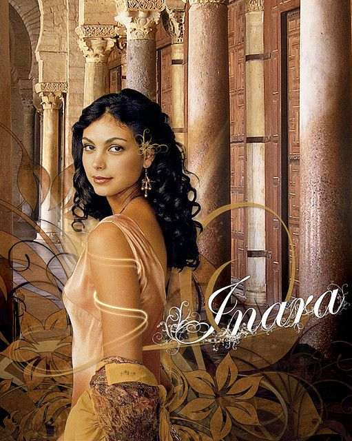 Inara (Morena Baccarin) from Firefly / Serenity by chungdesigns, via Flickr