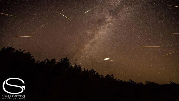 Perseid meteor shower peaks Tuesday night: Where to watch -August 12, 2014