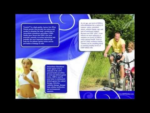 Testimonial from a man with degenerative arthritis. Triotein - Noni - Cluster X2 - Trifusion Max
