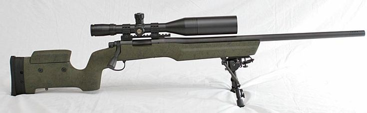 Sniper Central - Remington 700 Entry Package