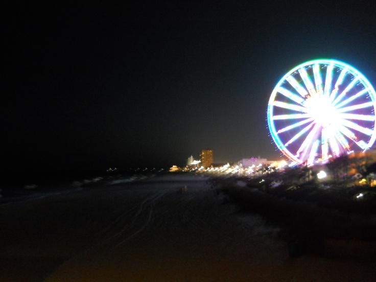 the carousel on the beach @ myrtle beach 2012 :D