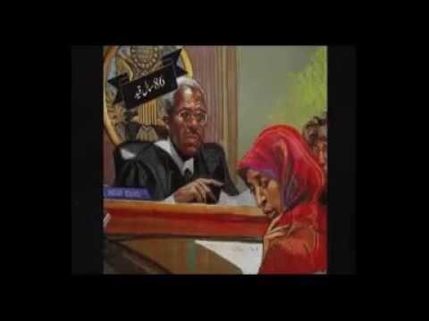 A brief Documentary on Dr  Aafia Siddiqui life  Urdu