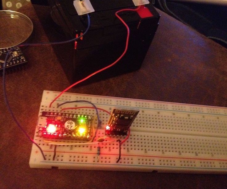 Using Optiboot bootloader with ATmega32U4-based Arduino to upload sketches via hardware UART and Bluetooth module instead of USBExpanding on the instructions from Make here:http://makezine.com/projects/diy-arduino-bluetooth-programming-shield/Let's use this method to program a Pro Micro wirelessly. We can program it wirelessly by changing the bootloader from Caterina to Optiboot, making the Pro Micro very similar to a Pro Mini. Minor differences include the Pro Mi...