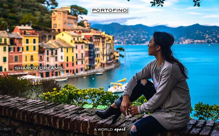 Portofino Sharon Dreams in Portofino Italy