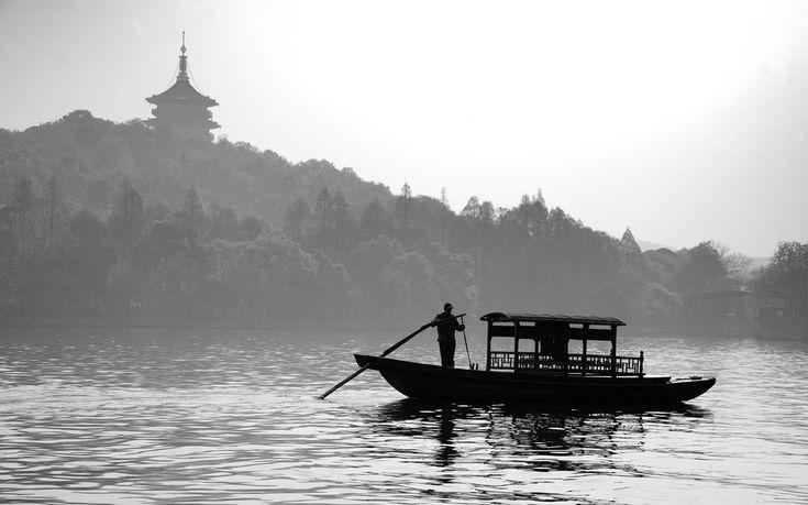 West Lake, Hangzhou.