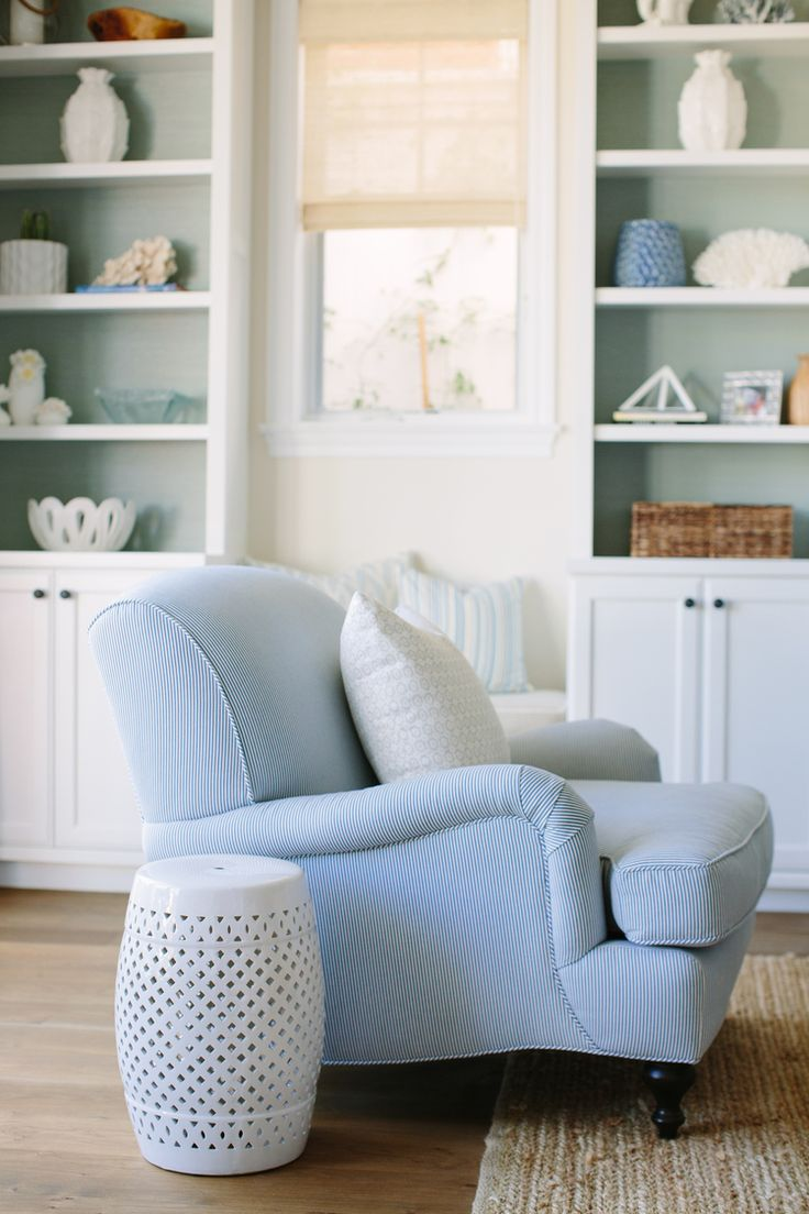 A Cozy Living Room Companion | Miramar Chair Via Serena U0026 Lily | Image Via  Rita