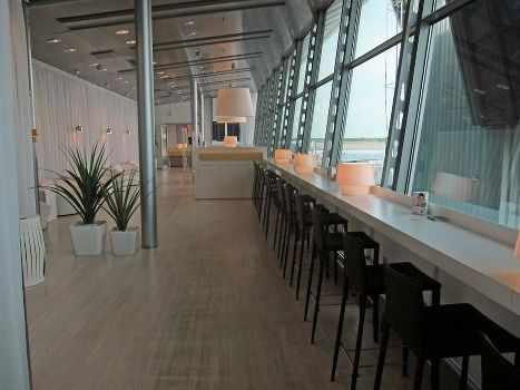 Lounge Review: Finnair's Helsinki Airport Schengen (Gate 25) lounge - Airlines | flights | hotels | travel tech | style | apps - Australian ...